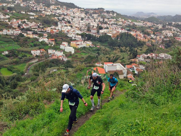 Ambassador Marek Balcar at ultratrail race Transgrancanaria on Canary Islands. #Kilpi #Ambasador #Testedbynorth #Transgrancanaria #Ultratrail #Race