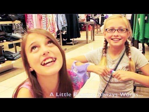 Mall Madness Part 2! Love it