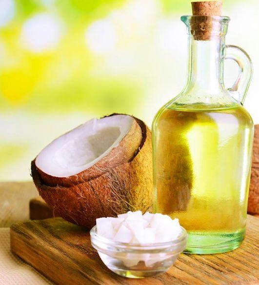 Coconut Oil Body Scrub Make your own scrub with coconut oil and sugar or salt. Combine the two ingredients and exfoliate skin in the shower before cleansing. The result is silky, smooth skin that holds in moisture.  #perawatankulit #skinbeauty #coconut #berkualitas #perawatanwajah #maskerwajah #wajahcantik #TipsCantik #kecantikan #pemutih #pemutihwajah #pemutihtubuh #serumwhitening #produk #cream #bibir #wajah #body #skincare #skin #beauty #infobeauty #infokecantikan #bestproduct