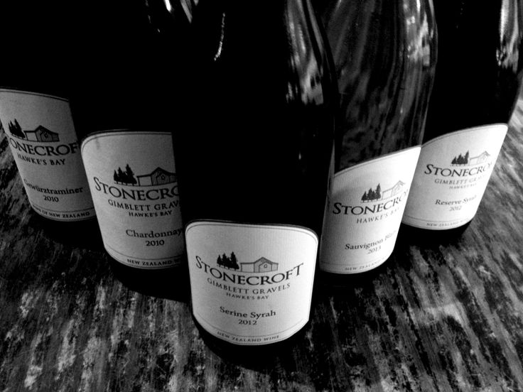Stonecroft wine on tasting tonight!!