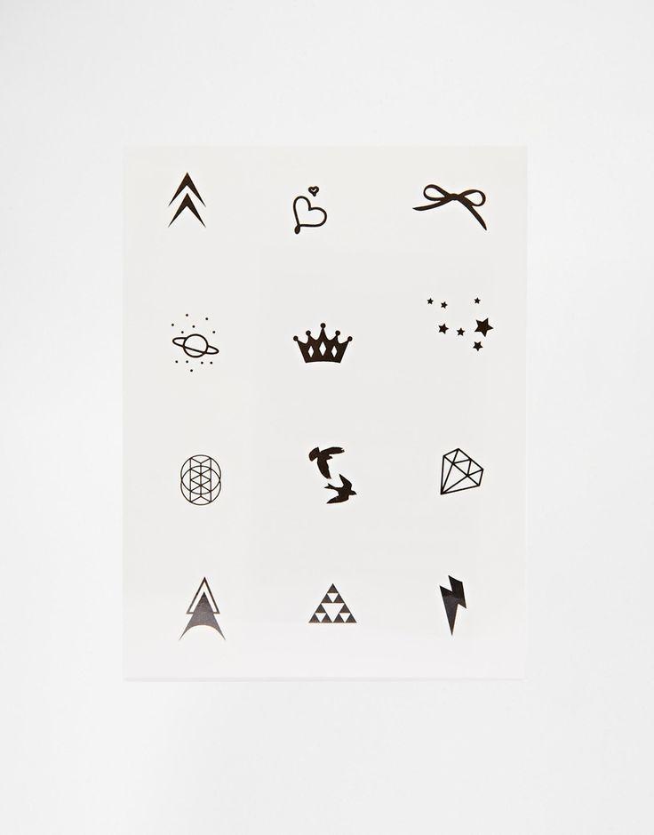 Image 2 ofNail Cuticle Tattoos