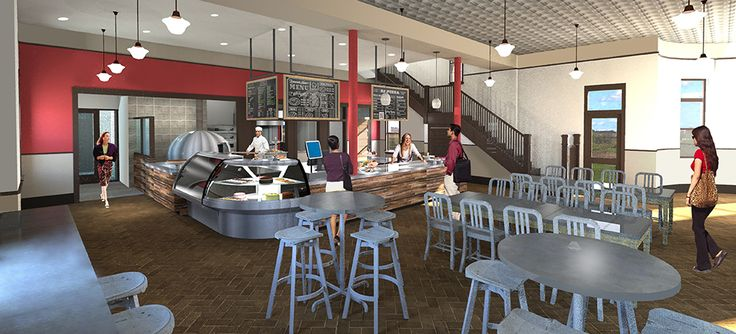 Construction Moving Full Speed Ahead as Fire Hub Restaurant/Food Pantry Moves Forward in Battle Creek