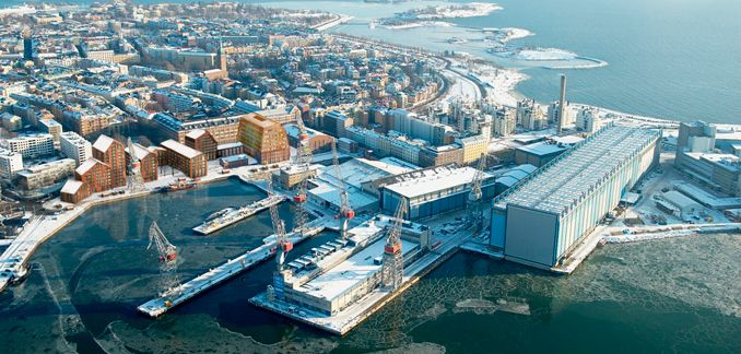 Telakkaranta Helsinki Lundgaard & Tranberg