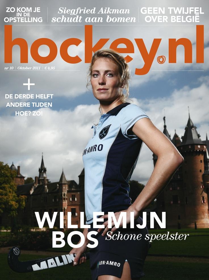 Willemijn Bos: Schone speelster