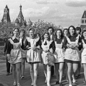 Выпускницы 1970-х. и 198…