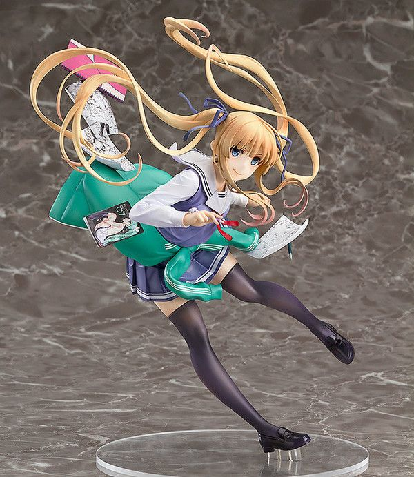 Saenai Heroine no Sodatekata ♭ - Sawamura Spencer Eriri - 1/7 (Max Factory) | MyFigureCollection.net
