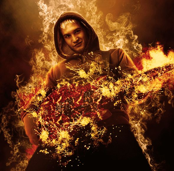Gif Animated Fire Photoshop Action by SmartestMind | GraphicRiver #Actions #PSAction #Photoshop #PS #Graphicriver #PhotoEffects #Digitalart #Design #fire #flame #burn #music #sound #activity #gif