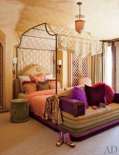 Moroccan Bedroom...AAAAAAAHHHHHH!!