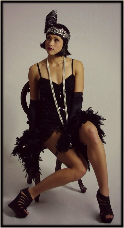 1920s Burlesque costume, The Costume Shop, Melbourne ...