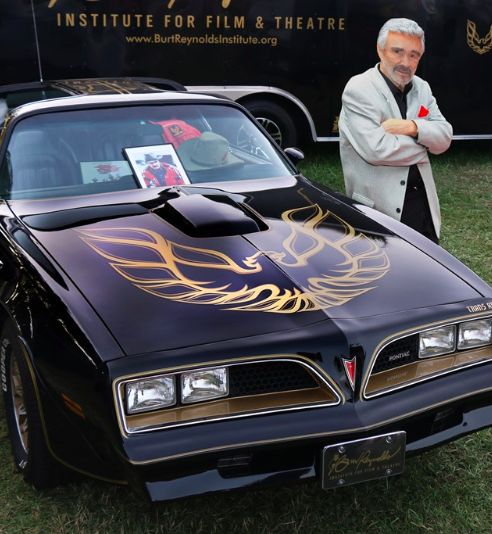 barrett jackson smokey and the bandit trans am