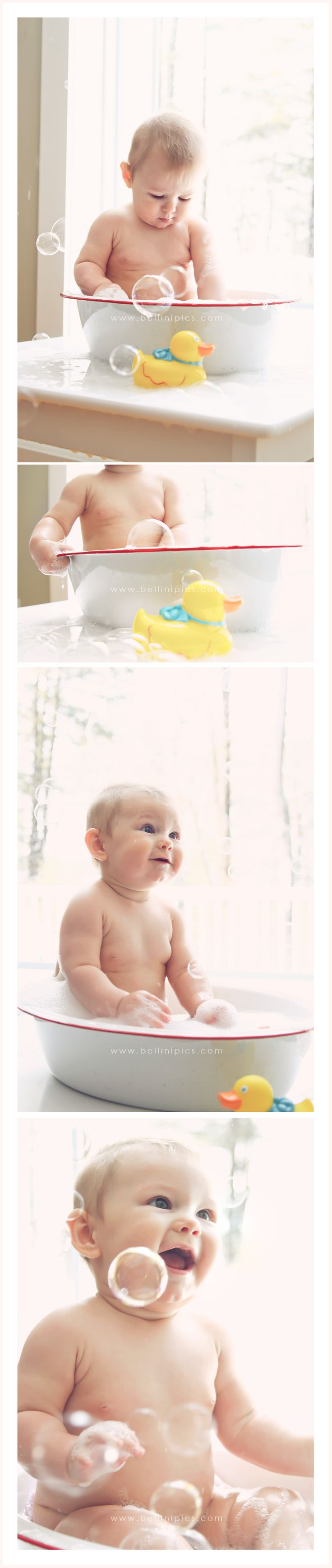 baby in a bath tub in the window with bubbles photography pinterest the. Black Bedroom Furniture Sets. Home Design Ideas