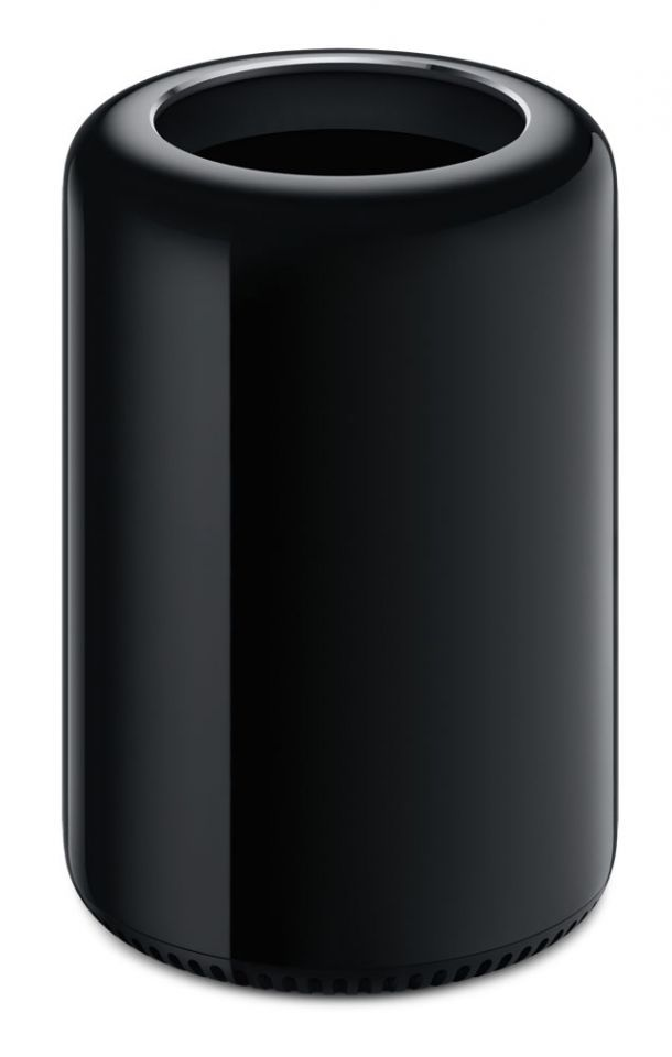 Apple Introduces tiny New Mac Pro with amazing credentials
