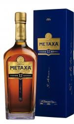 Metaxa - 12 Star Greek Brandy 70cl Bottle
