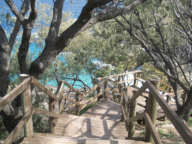 Gorge Walk, Point Lookout, Stradbroke Island