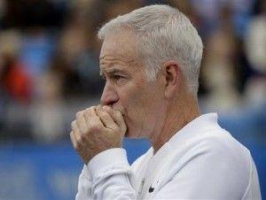 """John McEnroe: Serena Williams sería """"como la 700"""" en el tenis masculino"""
