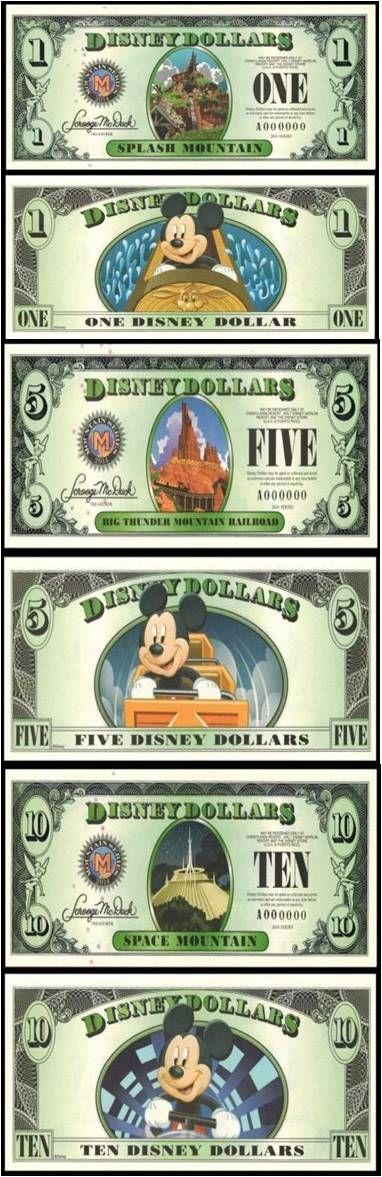 Best 25+ Disney money ideas on Pinterest Disney tips, Disney - play money template