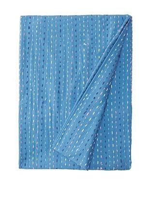 65% OFF Solid Kantha (Light Blue)
