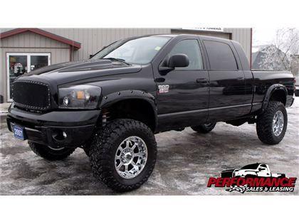 """""""Truck - 2007 Dodge RAM 2500 PICKUP MEGA CAB !!!BLOW OUT SALE!!! in BELLEVILLE, ON  $35,900"""""""
