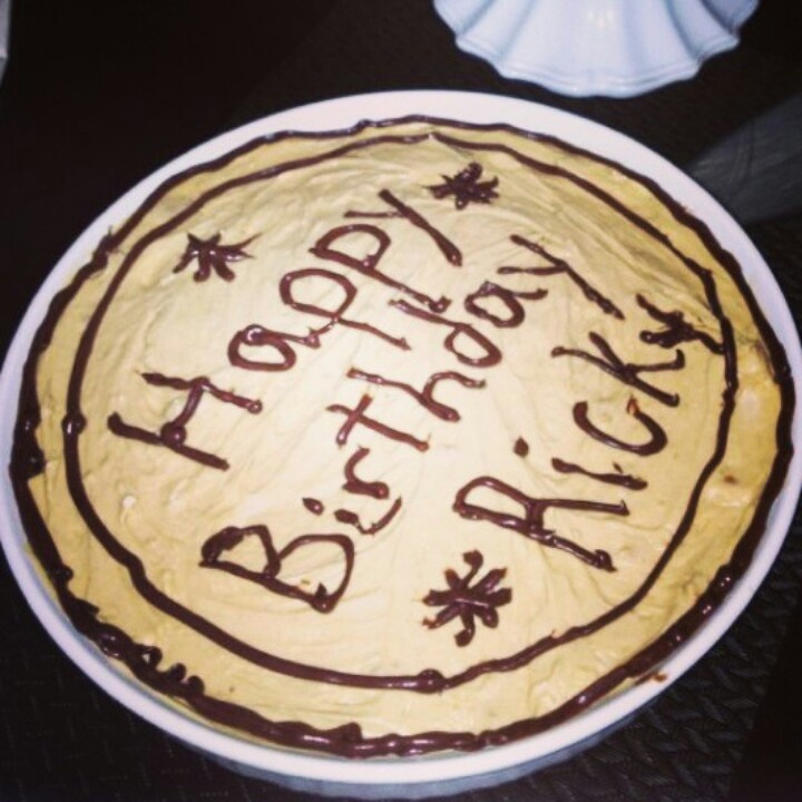 Nutter butter peanut butter pie | Delighful food | Pinterest