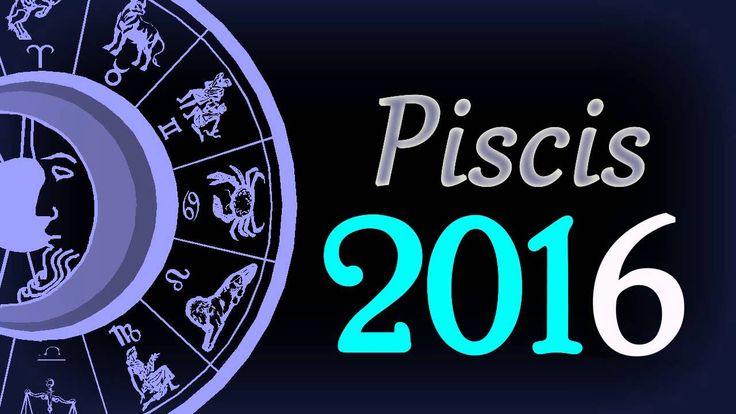 Horoscopo PISCIS 2016 (Anual) -  en Trabajo, Amor, Salud y Dinero - astr...