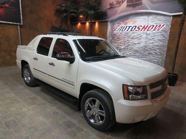2012 Chevrolet Avalanche 1500 LTZ - Nav, 20 Chromes, Roof! #Winnipeg #Manitoba #Chevy #Avalanche