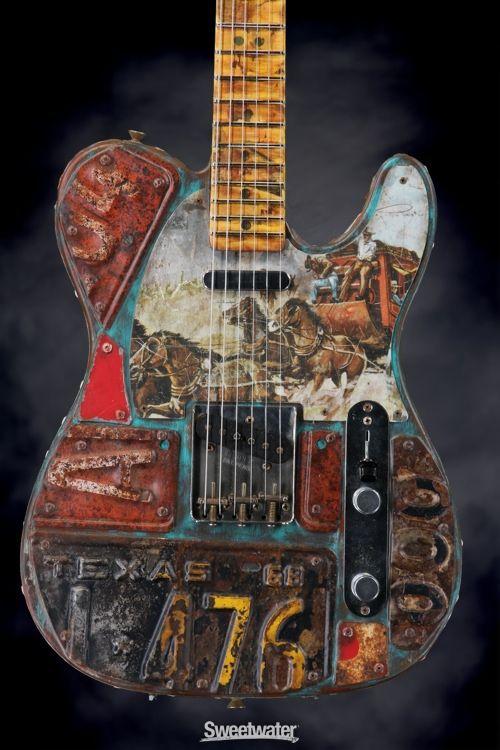 Fender Metal Texas Telecaster