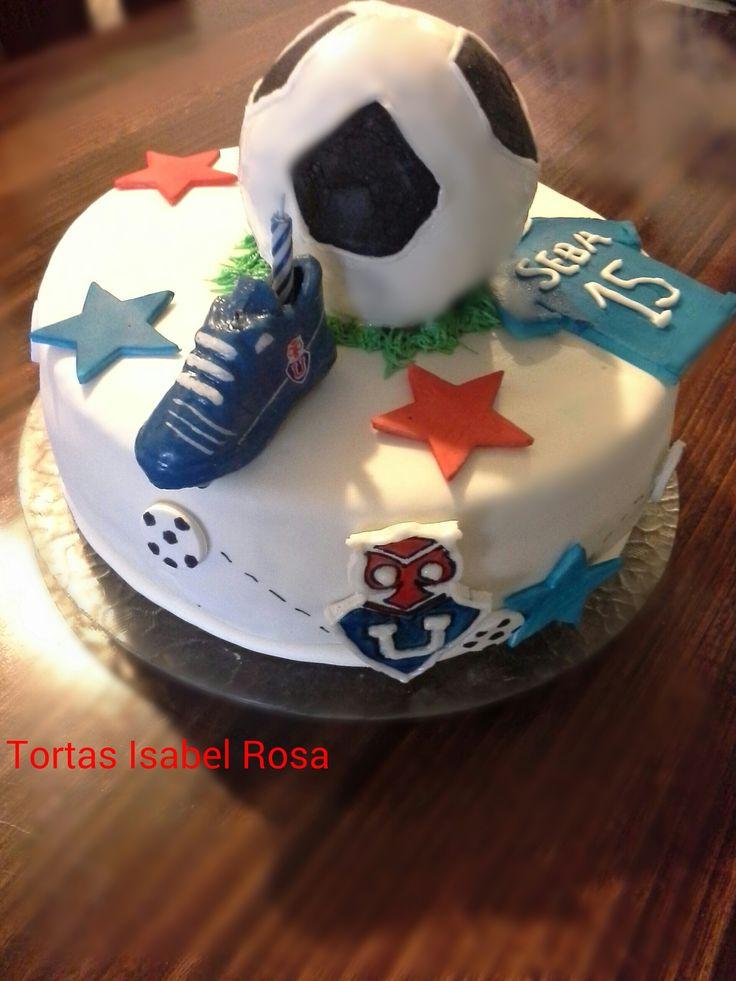 Torta U.de CHile
