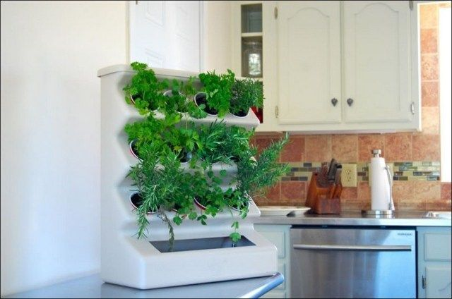 Must know 60 awesome indoor gardening ideas herbs garden indoor indoor organic herb garden workwithnaturefo