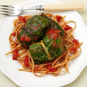 Potlikker Noodles With Mustard Greens Recipe — Dishmaps