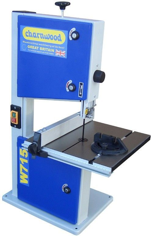 Charnwood W175 Band Saw Review