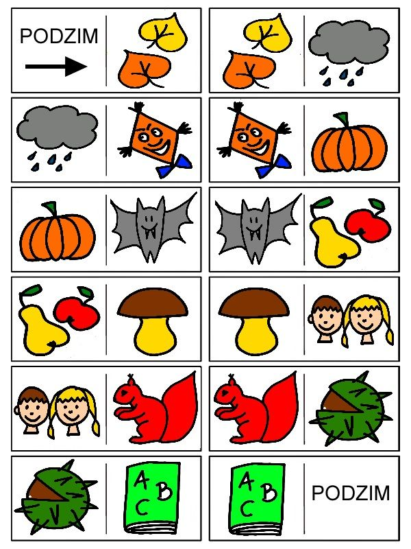 Podzimni domino