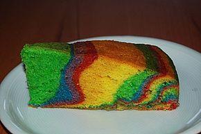 Regenbogenkuchen (Rezept mit Bild) von Frülein   Chefkoch.de