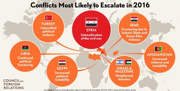 Βυθίζεται στο χάος η Τουρκία το 2016