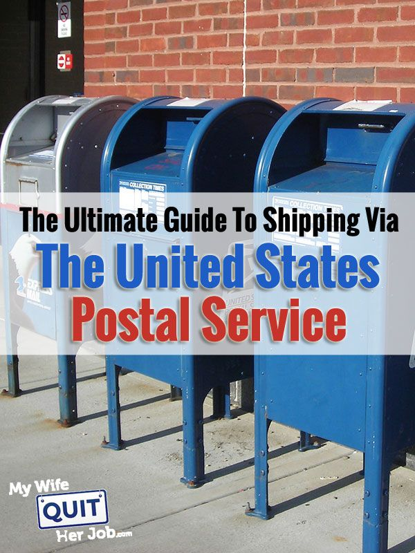 Ultimate Guide To Shipping Via The United States Postal Service USPS    When you first launch your online store, your number one expense is probably going to be shipping. And in the beginning, you're not going to have the necessary shipping volume to negotiate attractive rates with FedEx or UPS...
