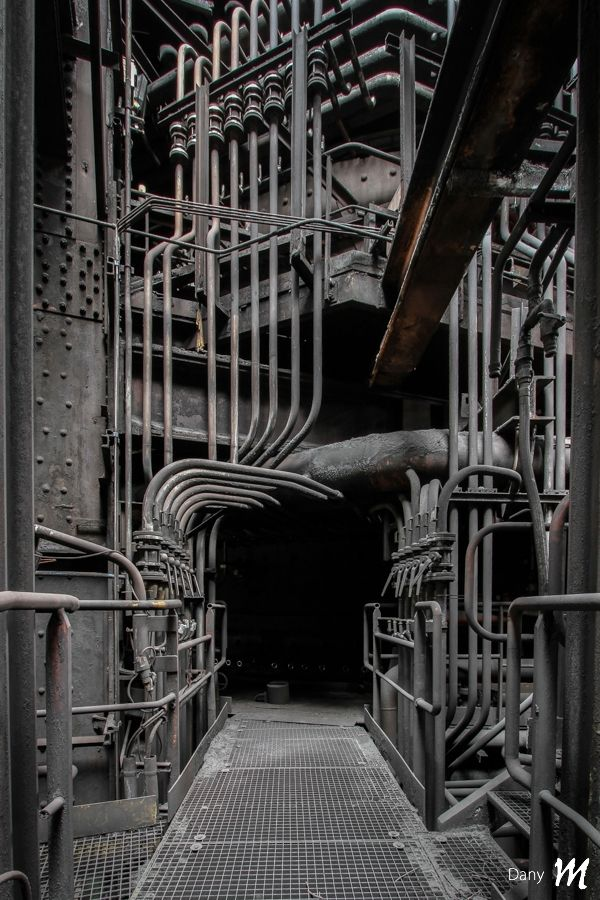 Blast Furnace 6 | itineraire photographique