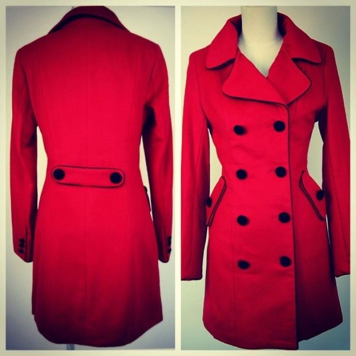 Pretty In Punk Jacket (Scarlet) - Pretty In Punk - Collections