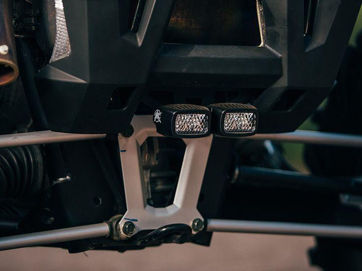 14-16 Polaris RZR XP 1000 Reverse Light Mount Kit
