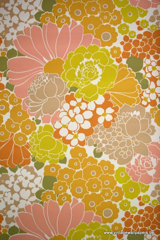 Vintage Wallpaper (http://www.vintagewallpapers.be/en/collection/wallpaper/626)