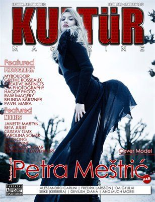 Kultur Mag: Kultur - Issue 41.3 - January 2015, $32.95 from MagCloud