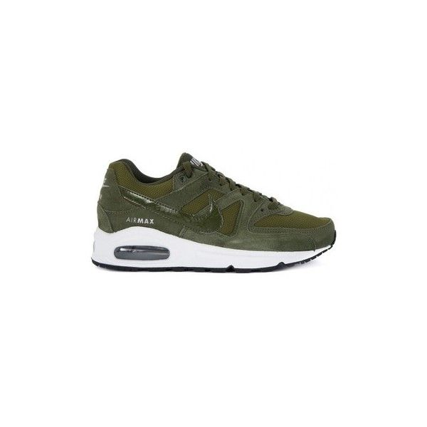 Nike AIR MAX COMMAND Shoes (Trainers) (€130) ❤ liked on Polyvore featuring shoes, sneakers, multicolour, trainers, women, colorful shoes, multi color sneakers, multicolor sneakers, colorful sneakers and nike trainers