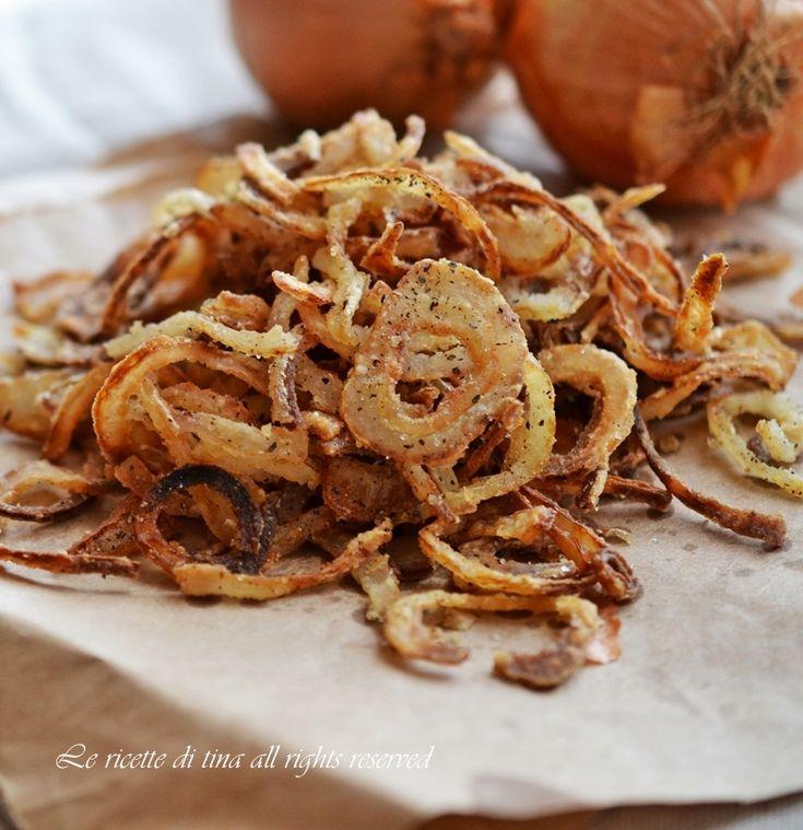 Stick di cipolle,una ricetta sfiziosissima e deliziosa!