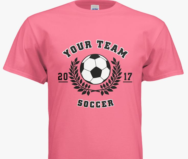 design your own soccer team t shirts using one of our easy to - Soccer T Shirt Design Ideas