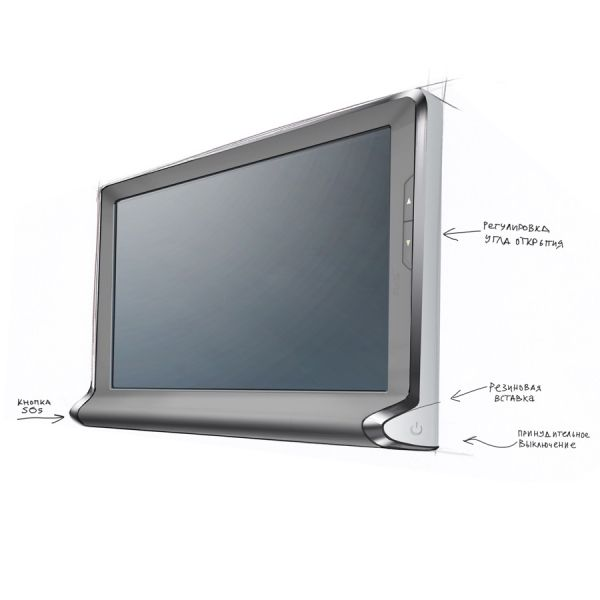 car interface monitor