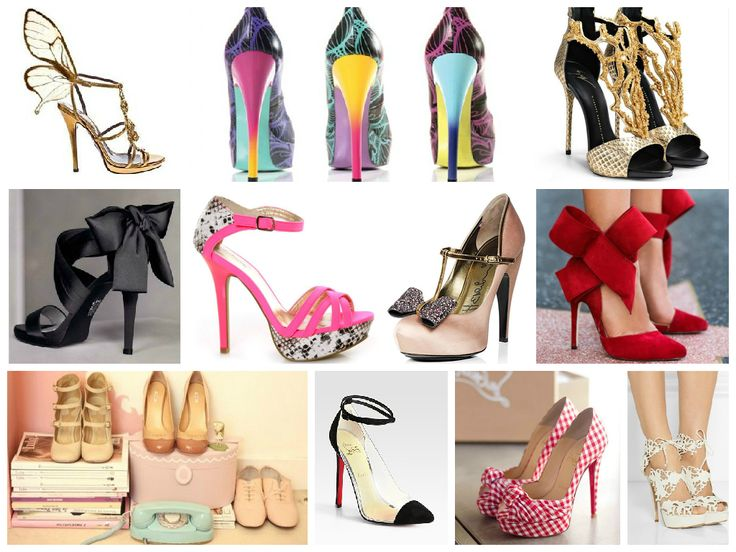 #Shoes, shoes, shoes! We all #love them!   Which ones do you like?  The best #girlgames: http://www.girlgames4u.com/search.html?q=princess&domain=girlgames4u.com