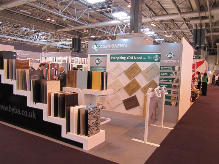 Our show stand at KBB 2012