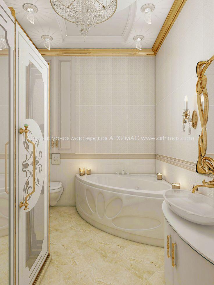 Дизайн-проект в 2-х комнатной квартире ЖК Армейский Одесса Архимас