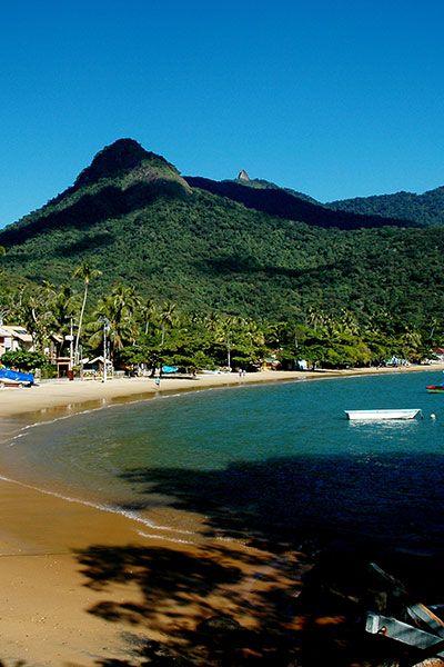 Ilha do Abraão, Rio de Janeiro, Brasil...