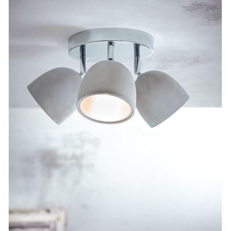 18 best luminaires en b ton images on pinterest light. Black Bedroom Furniture Sets. Home Design Ideas