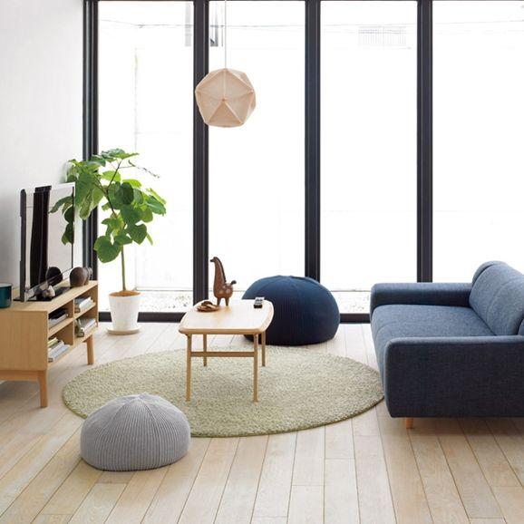 MINI PUUF Gray: ソファ デザイン家具 インテリア雑貨 - IDEE SHOP Online