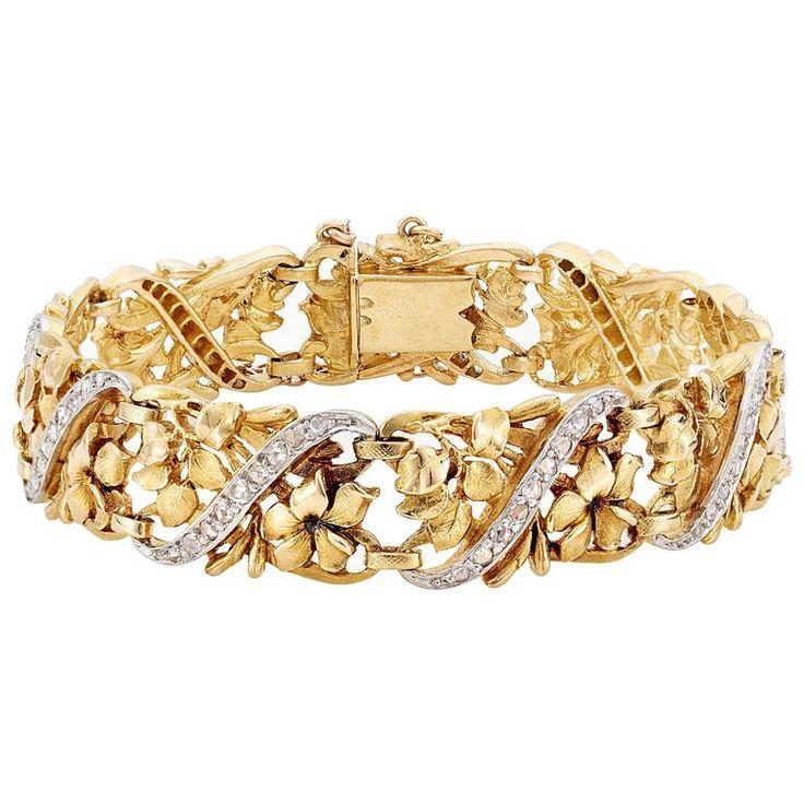 ювелирные изделия браслеты женские золото фото дня основания